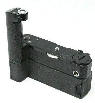NIKON F2 - MOTOR DRIVE MD3 with MB-2 BATTERY PACK