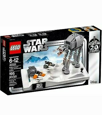 LEGO Star Wars Battle of Hoth 20th Anniversary 40333