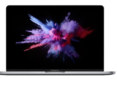 """Apple - MacBook Pro 13"""" Display with Touch Bar  Intel Core i5  8GB Memory - Gray"""