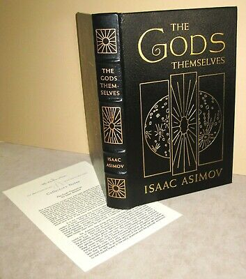 Easton Press, Isaac Asimov's The Gods Themselves-1986 Masterpieces of Sci-Fi