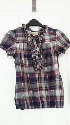 Marks and Spencer Girls blouse Aged 12 Yrs