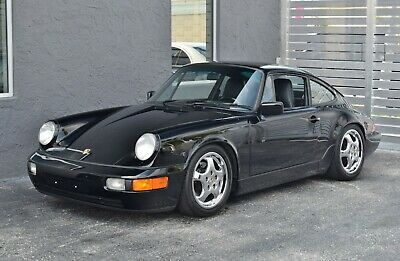 1991 Porsche 911 964 Carrera 4 ame owner for 27 years - Turbo Cup Wheels - 5 Speed - Extensive Service Records