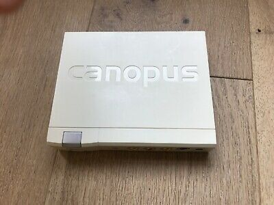 Canopus / Grass Valley ADVC-110 Analog to Digital Video DV Converter