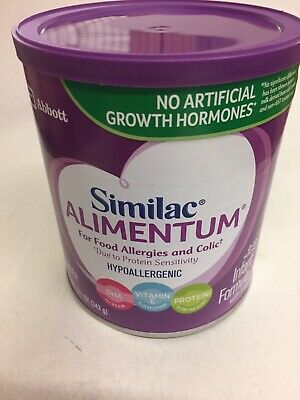 Similac Alimentum Infant Formula with Iron 6 12.1oz cans