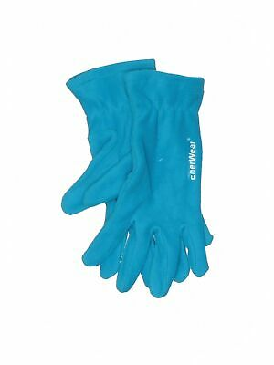 Assorted Brands Women Blue Gloves One Size