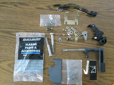 Mercury 20Hp 2 Cyl Tiller Handle Electric Start Attaching Kit 94185A7 94185A17