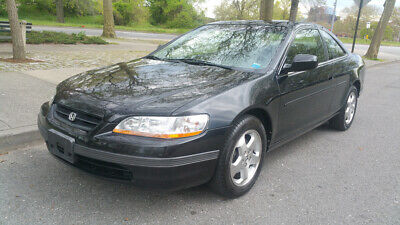 1999 Honda Accord EX-L Coupe V6 47,000 miles! NO RESERVE! Only 47,000 miles, no accidents, leather, sunroof, V6 engine, MINT!!