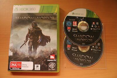 Middle-earth: Shadow of Mordor (Xbox 360) [PAL] - WITH WARRANTY - Middleearth: