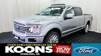 2020 Ford F-150 Limited Fully Loaded F-150 Limited Production with Raptor Engine