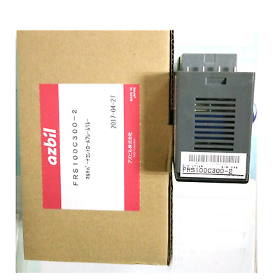 YAMATAKE Azbil FRS100C100-2 Combustion Controller New