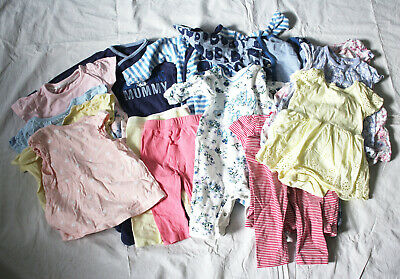 🎈3-6 month BIG baby bundle  girls summer Ted Baker Gap Mothercare