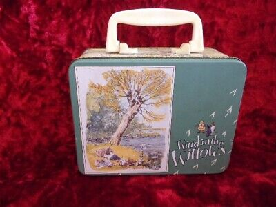 Wind in the Willows - Mole's Munch Tin - Acceptable - Empty - Approx. 17 x 13cm.