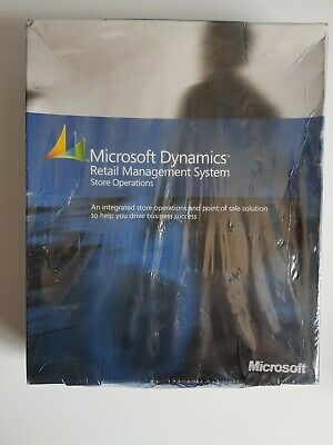 Microsoft Dynamics Retail Management System Store Operations POS  Software