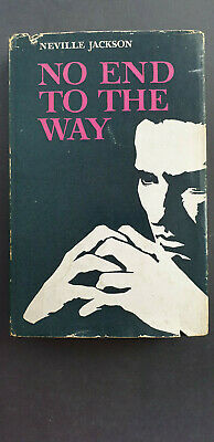 Gay Interest Vintage Book: No End to the Way - Neville Jackson
