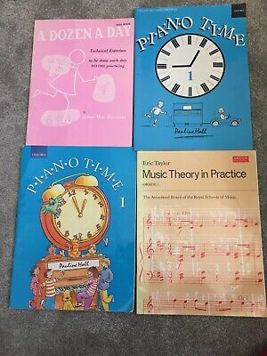 Learn To Play Piano Books