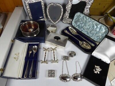 Job Lot Of Quality Silver