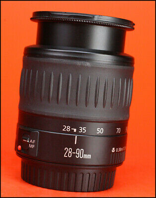 Canon EF 28-90mm MK II USM F4-5.6 Zoom Lens for EOS SLRs  - with Rear Lens Cap