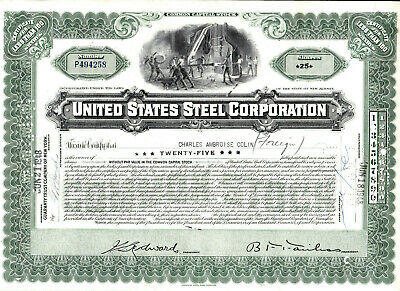 United States Steel Corporation-shares-1948
