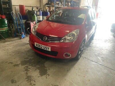 Nissan Note 1.4 2013