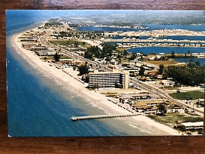 Redington Beach Florida Postcard