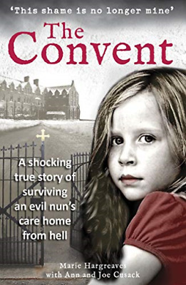 Hargreaves  Marie-The Convent BOOK NEW