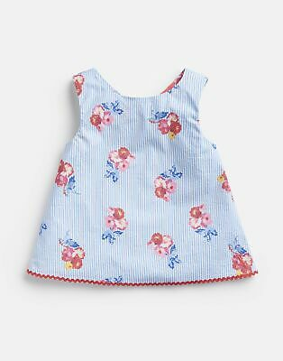 Joules Girls Carmel Top   Printed Woven Top Shirt  -  Size 3yr