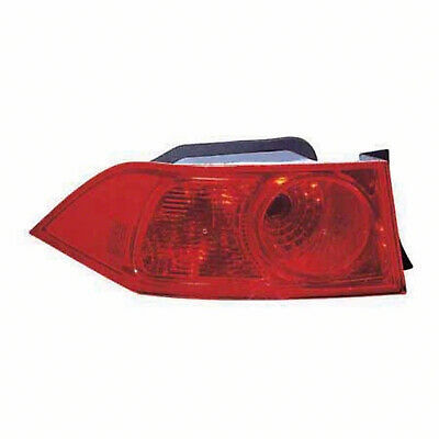 New Premium Fit Driver Side Outer Tail Light 33506SECA51 V