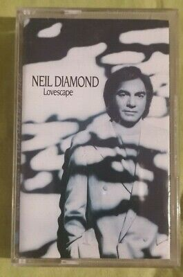 Neil Diamond ‎– Lovescape 1991 MC Musikkassette Holland