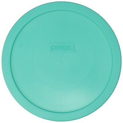 Pyrex 7402-PC Light Green Plastic Round Food Storage Replacement Lid Cover
