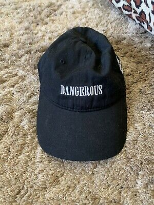 Ariana Grande Dangerous Woman World Tour Black Hat Rare