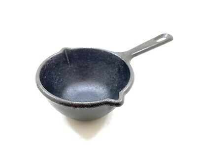 Lodge Cast Iron Small Melting Pot Or Sauce Pan Made In USA Never Used