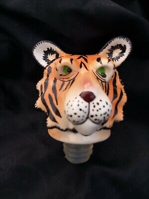 Vintage RARE  Esso/ Exxon TIGER 1950's bottle corker great condition wine