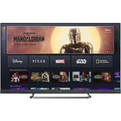 TCL 65EC788 65 Inch TV Smart 4K Ultra HD LED Freeview HD 3 HDMI Dolby Vision