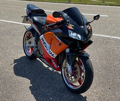 🚨 HONDA CBR 600 RR Supersportler PC37 Repsol Rizoma Carbon LED Xenon BLICKFANG