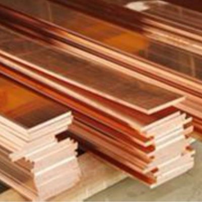 1pc 99% Copper Strip T2 Cu Metal Copper Bar Plate 1.5mmx10mmx250mm DIY