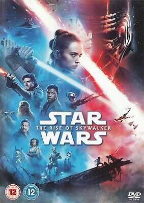 Star Wars The Rise Of Skywalker - NEW Region 2 DVD