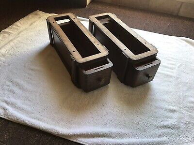 Antique Singer Sewing Machine Drawers And Cradles