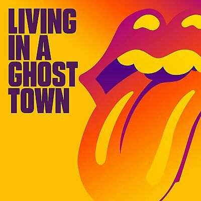 Rolling Stones,the-Living in a Ghost Town(Limit.Orange) LP NEU OVP VÖ 26.06.2020