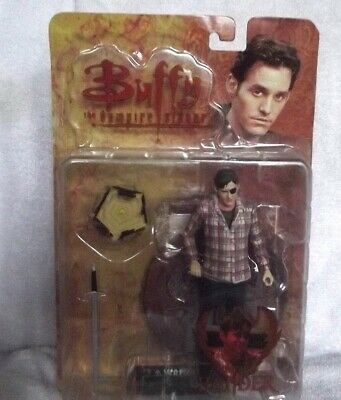 Buffy the Vampire Slayer Action Figure Chosen Xander Free Ship