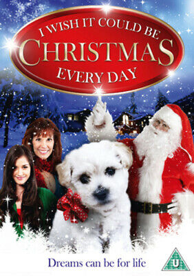I Wish It Could Be Christmas Every Day DVD (2011) Alexandra Paul, DeCoteau