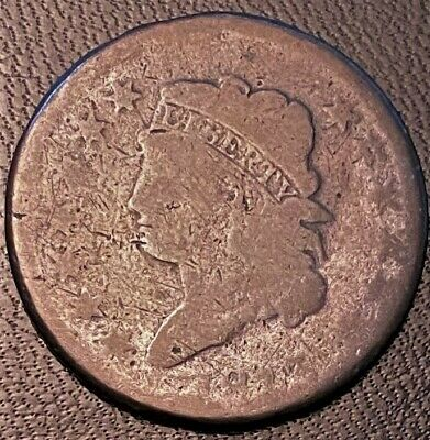 1813 Classic Head Large Cent