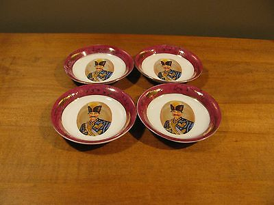Set 4 Small Asian Dishes