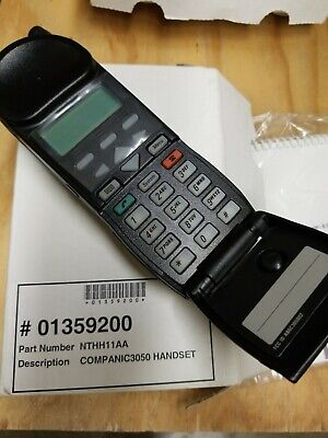 Nortel Companion C3050 Portable Phone. Battery Not Included. NTHH11AA