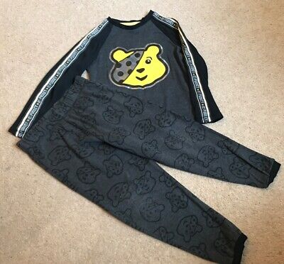 Children In Need - Pudsey Bear Pyjamas Age 5-6yrs