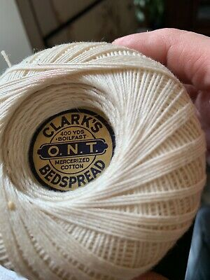 Clarks Cotton Thread