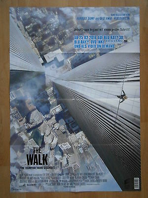 """Filmposter """"The Walk"""""""