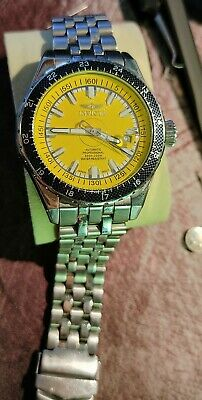 Invicta Men's 3160 Pro Diver Collection Extreme Automatic Watch