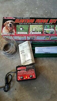 Fi-Shock Above Ground Electric Fence Kit SS-750-RP