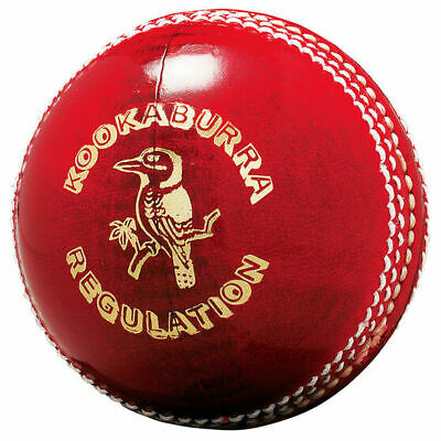 6x Cricket Balls 3x PINK 3x RED Cougar 4 Piece LEAGUE SPECIAL Training Quality