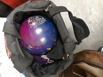 Tropical Storm 13LB Bowling Ball with carrying bag